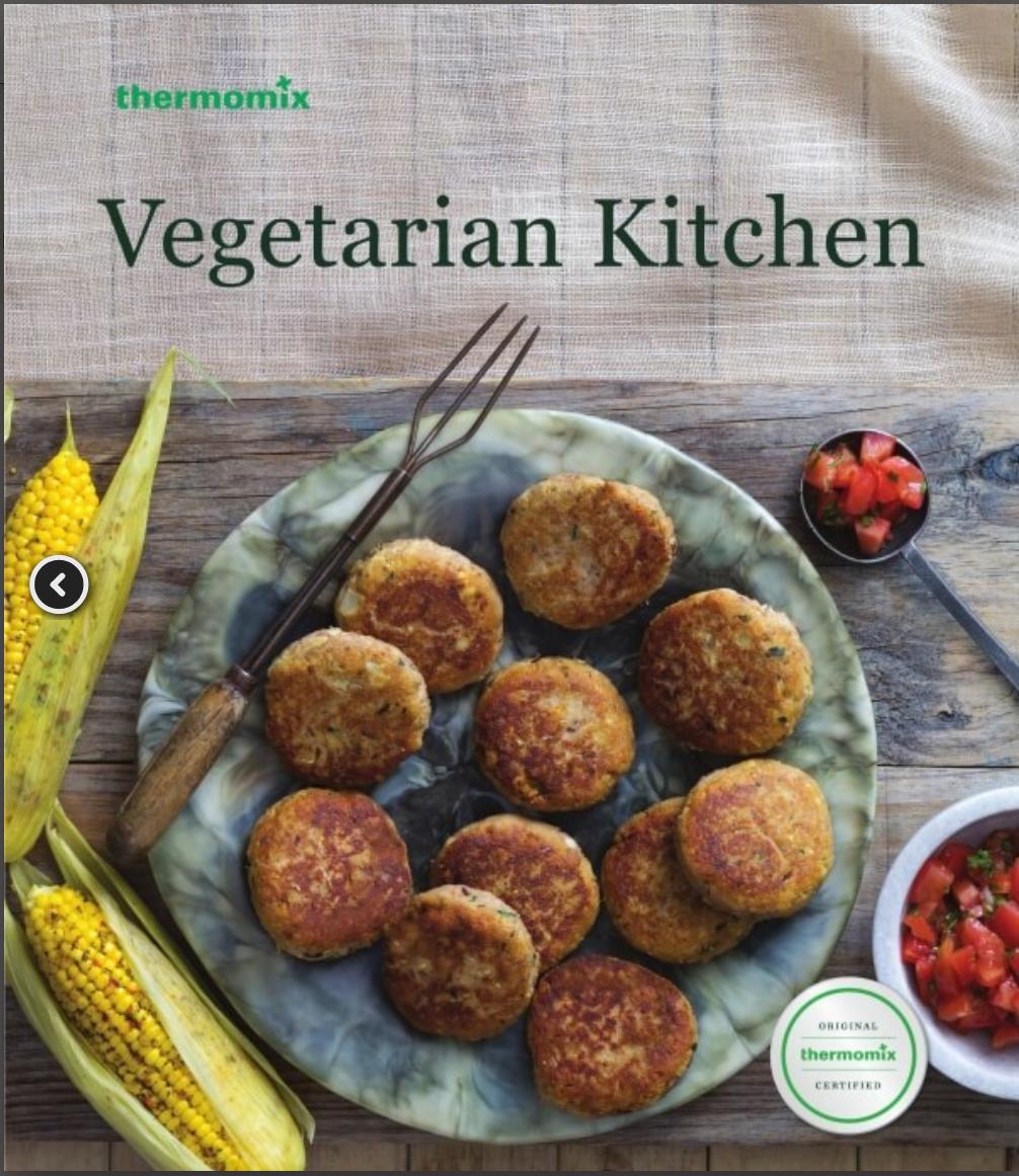 Vegetarian kitchen cookbook australian thermomix usa vegetarian kitchen cookbook australian forumfinder Choice Image