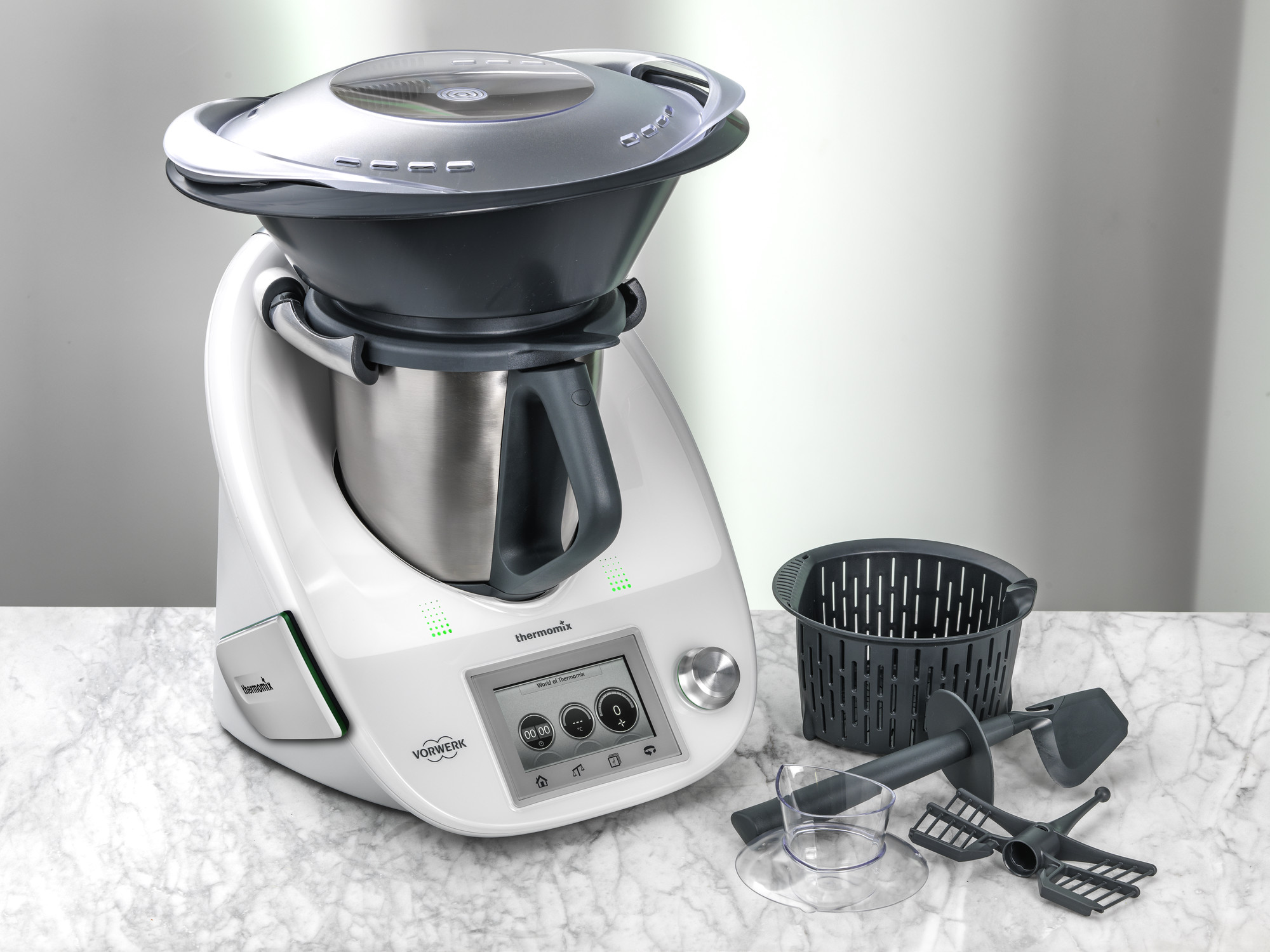 thermomix tm5 with cook key thermomix usa. Black Bedroom Furniture Sets. Home Design Ideas